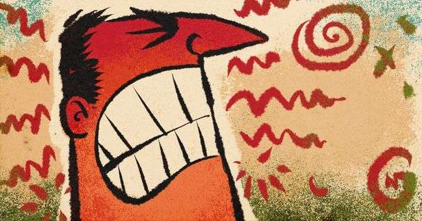 Carolyn Hax: Spouse who rants 'on a daily basis' is a study in anger mismanagement