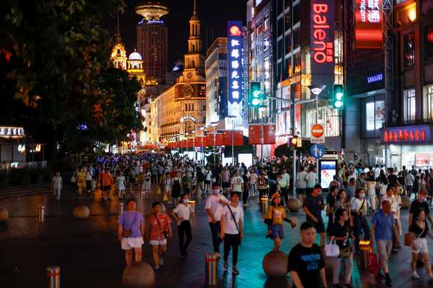 China's economic growth eases as recovery levels off after covid-19 pandemic