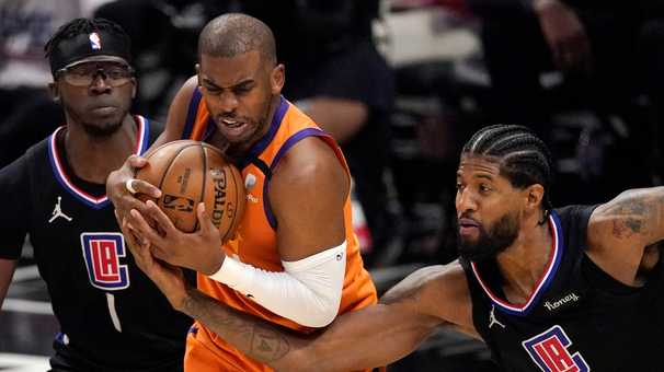 Chris Paul leads Suns to first NBA Finals since 1993 with Game 6 blowout of Clippers