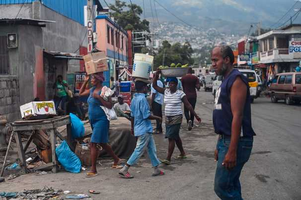 Haiti buries a president, but its long-term crisis lives on