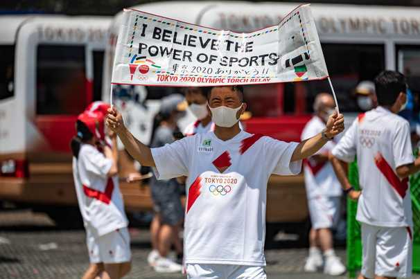In Tokyo, nerves are frayed and critics are loud, but the Olympics plow forward