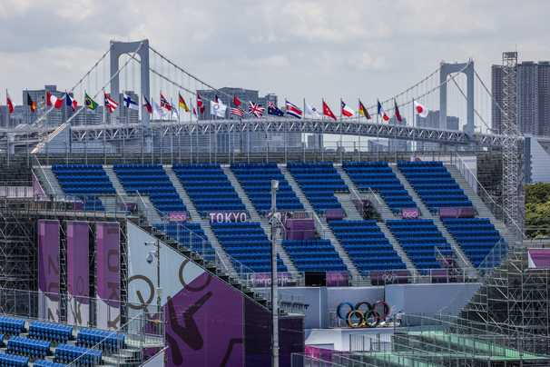 In Tokyo, the Olympic show goes on amid the pandemic. Can fans feel good about cheering?