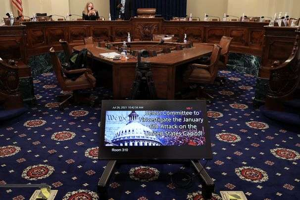 Jan. 6 committee hearing live updates: Panel to hear from four police officers about fateful day at Capitol