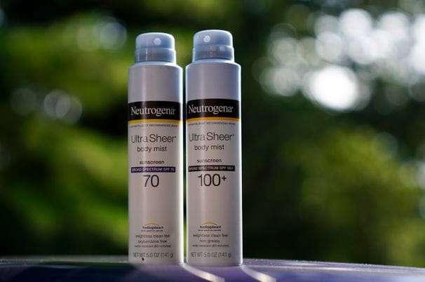 Johnson & Johnson recalls five Neutrogena, Aveeno sunscreen products containing traces of benzene