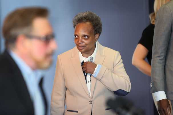 Lori Lightfoot's chaotic leadership in Chicago threatens to squander the promise of her election