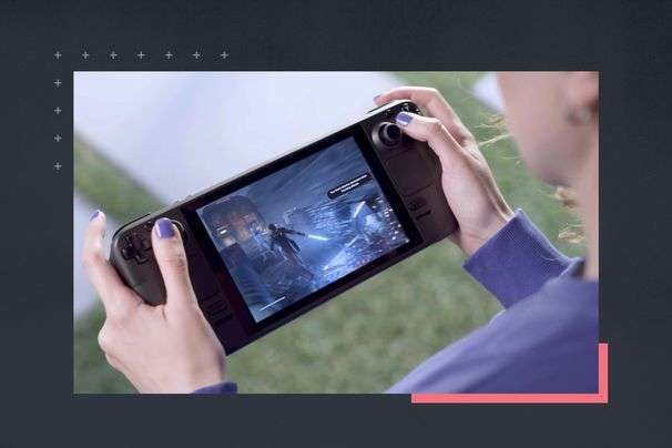 New portable device from Steam will play your PC gaming library on a handheld