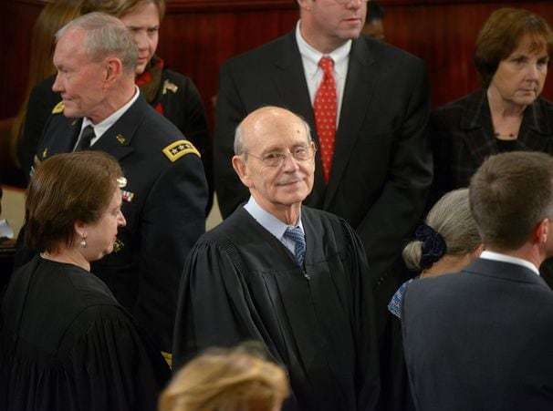 Stephen Breyer, and why Thursday is a huge day for the future of the Supreme Court