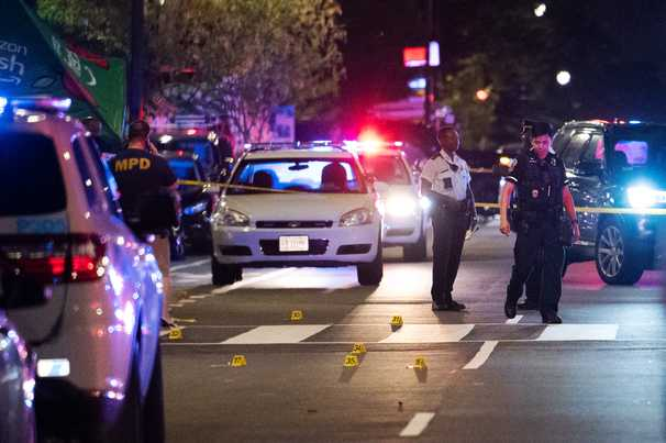 Why D.C.'s high-profile shootings are such a huge problem