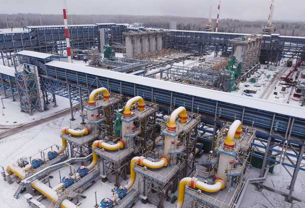 Why the World Worries About Russia's Nord Stream 2 Pipeline