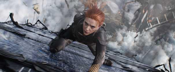 With 'Black Widow' ticket buying suddenly drying up, growing questions for Disney's Marvel about what did it in