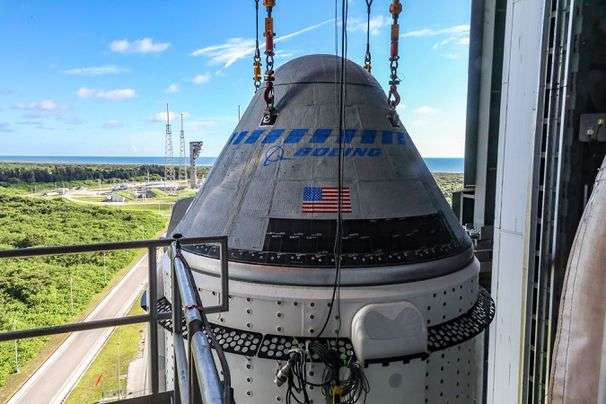 Boeing's Starliner launch is delayed, again