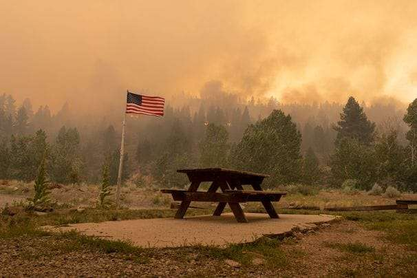 Go West? It's possible, if travelers prepare for extreme weather and wildfires.
