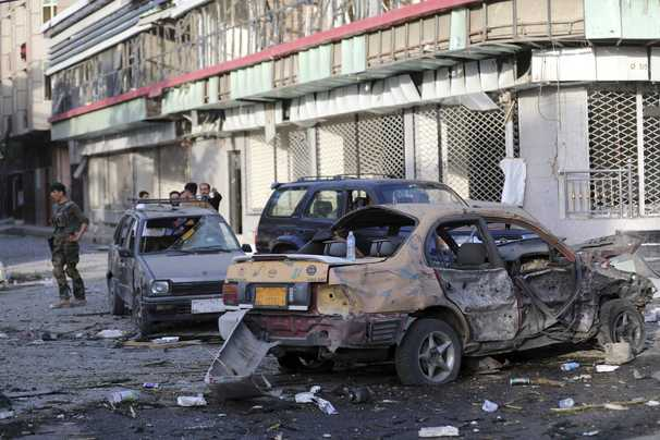 Taliban claims Kabul attack, warns of future assaults in response to ramped-up government airstrikes
