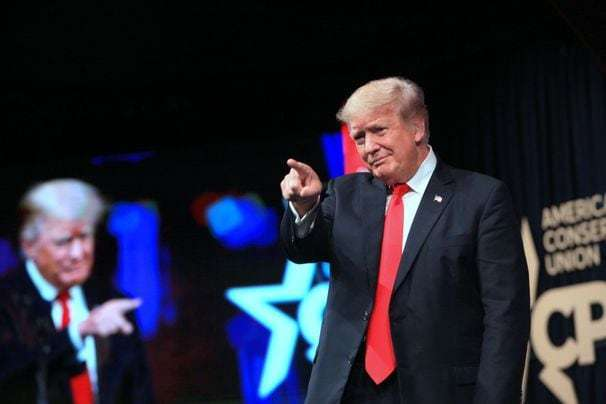Trump has more than $100 million in political cash after first six months of 2021