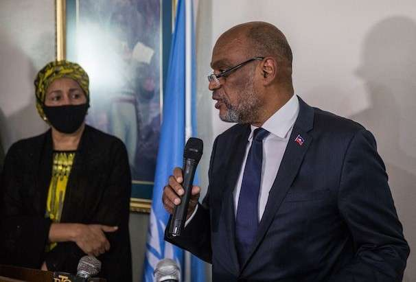 A Haitian prosecutor sought charges against the prime minister in the president's assassination. He was fired.