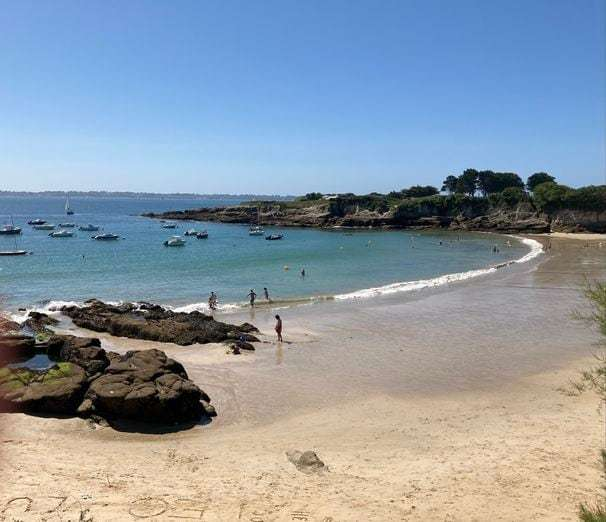 A reluctant visitor discovers the unhurried charm of Brittany, France