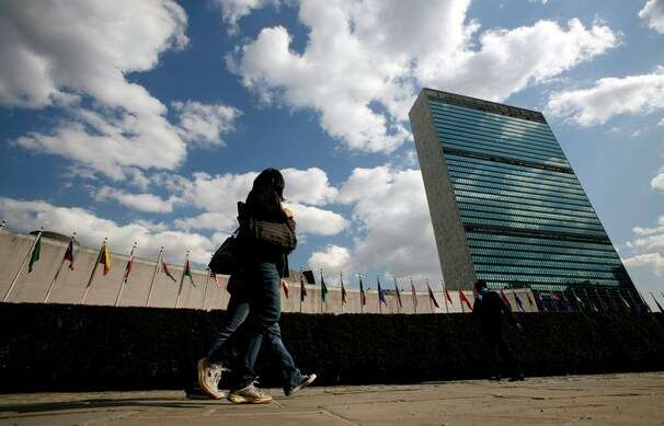As world leaders gather in New York for U.N. General Assembly, a vaccine mandate creates confusion and dissent