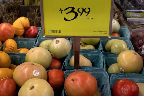 Here's why your food prices keep going up
