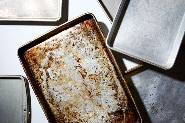 How to clean and care for your sheet pans — and worry less about how they look