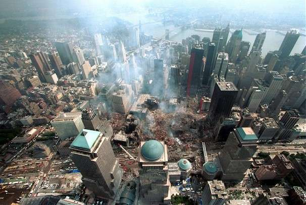 I attended high school at Ground Zero. I've been working to demand care for 9/11 survivors ever since.