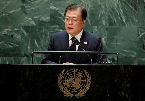 North Korea says call to formally end Korean War is 'premature'