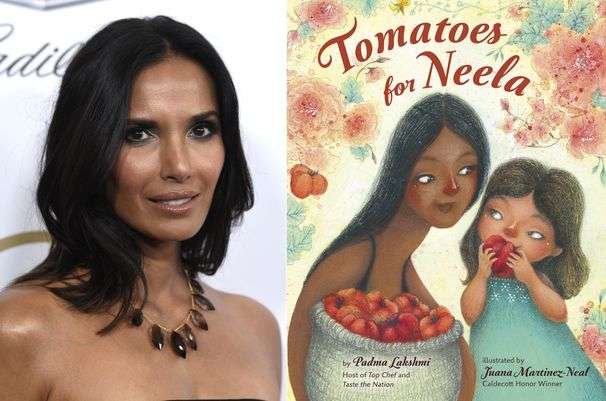 Padma Lakshmi has a new kids' book — and a fresh pandemic perspective