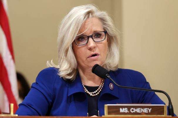Rep. Liz Cheney says 'I was wrong' to have opposed same-sex marriage before