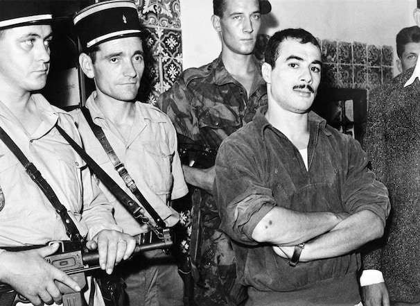 Saadi Yacef, Algerian independence fighter who starred in 'Battle of Algiers,' dies at 93