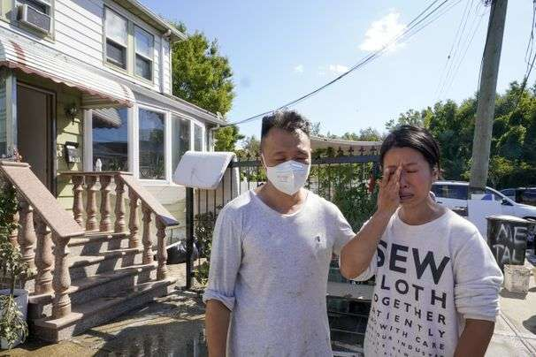 The grinding cost of climate change on one street, in one house
