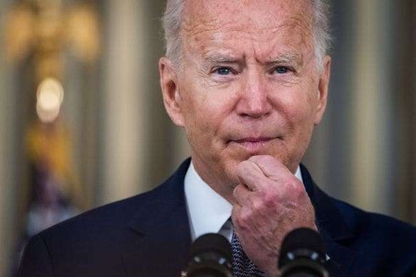 The pandemic is almost certainly a bigger political risk for Biden than Afghanistan