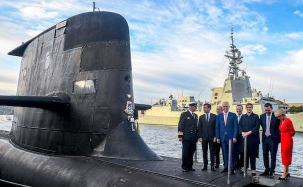 Why the French are so furious at the Biden administration over a derailed submarine deal