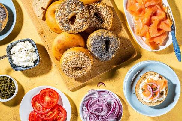 A reader-favorite bagel recipe, plus all the accompaniments, for your next brunch