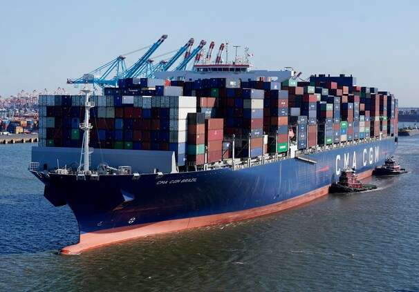 Amazon, Ikea and other big companies commit to zero-emission shipping by 2040