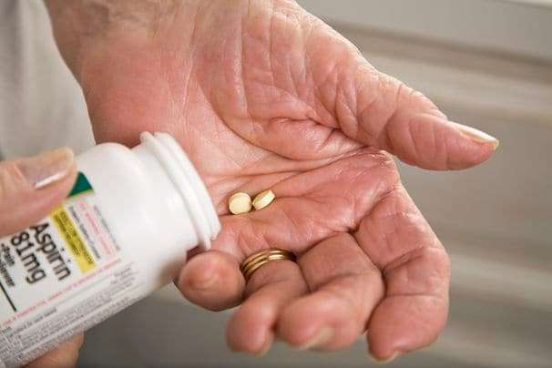 Americans should limit use of daily aspirin meant to prevent heart attack or stroke, task force says