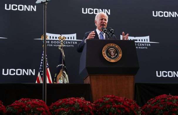 Biden: U.S. leadership on human rights depends on our record at home
