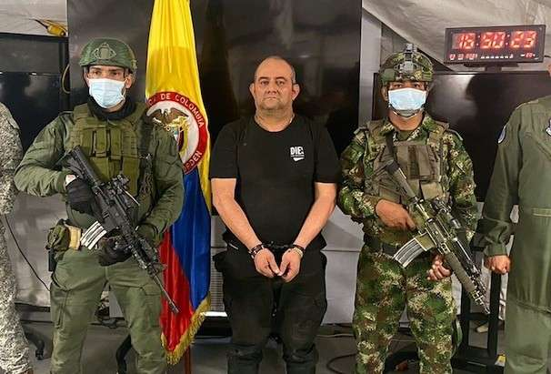 Colombia captures most-wanted drug lord, Otoniel, in bust compared to Pablo Escobar's fall