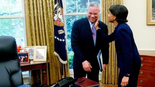 Condoleezza Rice: Colin Powell's greatest legacy is in the people he inspired