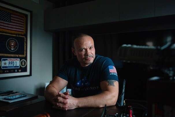 Conservative pundit Dan Bongino threatens to quit radio giant over vaccination mandate