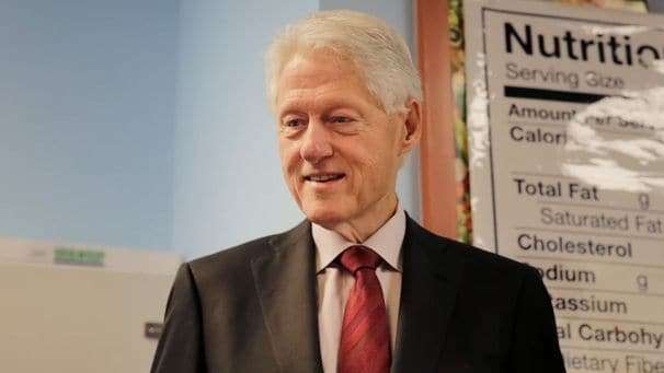 Former president Bill Clinton expected to leave hospital Sunday after treatment for infection