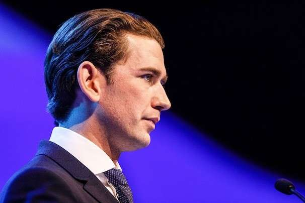 How Austria's Fallen Star Is Maneuvering to Keep a Grip on Power