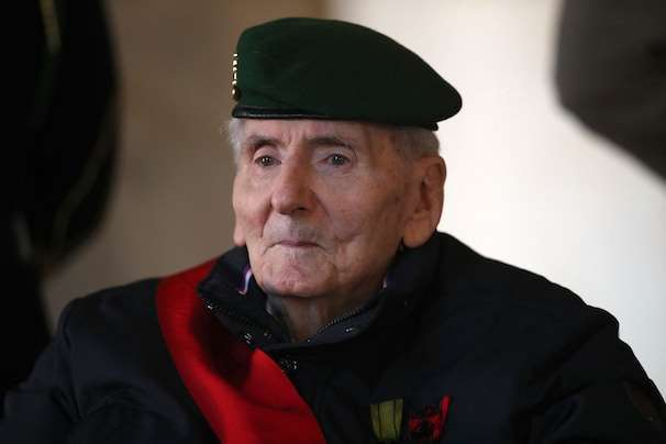 Hubert Germain, last French WWII 'Companion of the Liberation,' dies at 101