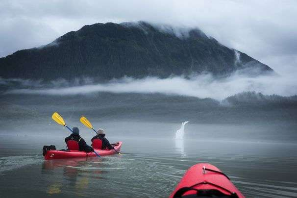 In Alaska, consider Juneau as a base instead of Anchorage