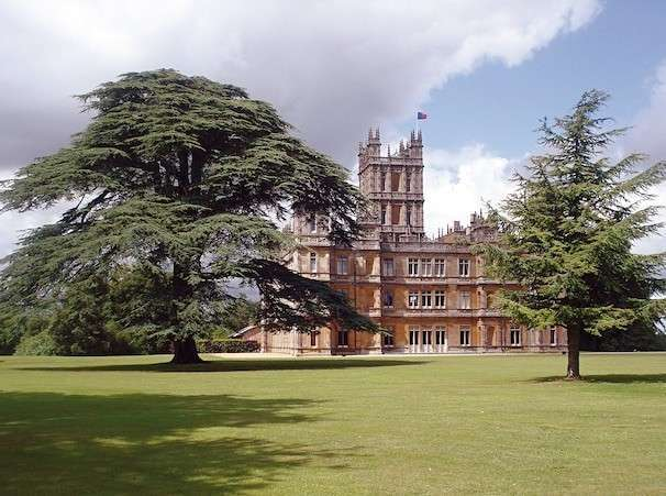 In England, a trio of stately homes illuminates a bygone age