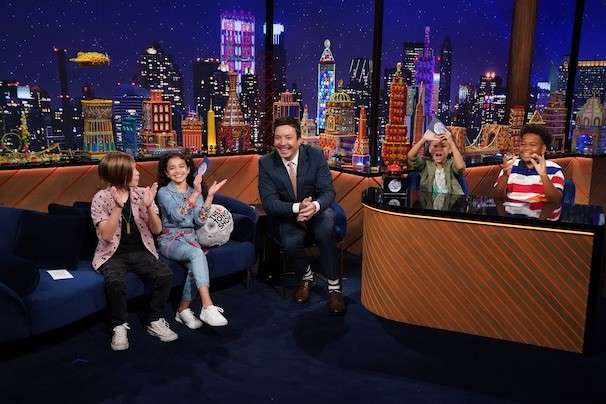 'Kids Tonight Show' puts kids in charge and dials up the silliness