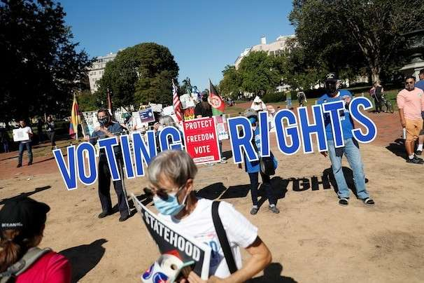 No issue is more important than voting rights