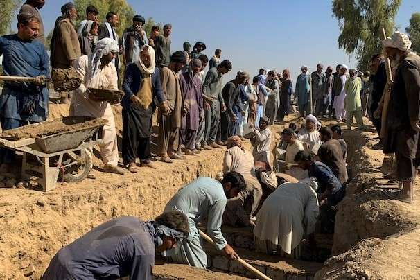 Pakistan using informal intelligence channels to prop up Taliban fight against ISIS
