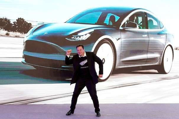 Tesla passes $1 trillion in market value after Hertz orders 100,000 of its vehicles