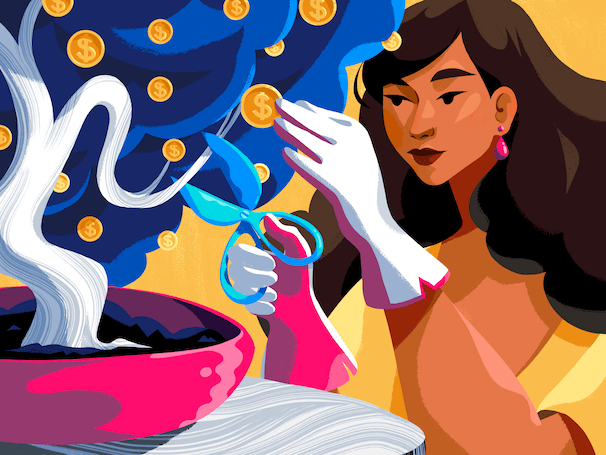 These millennial women hadn't invested before. The pandemic was 'a wake-up call.'