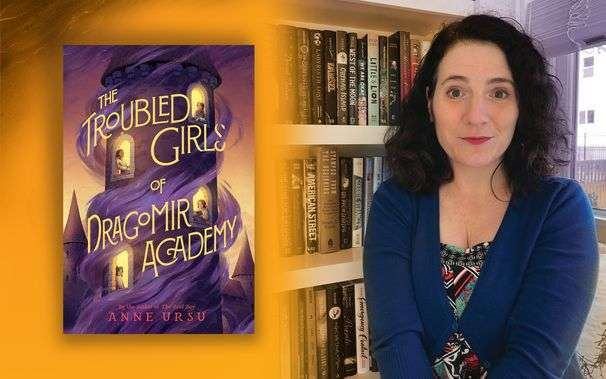 'Troubled girls' are the true heroines of Anne Ursu's new novel