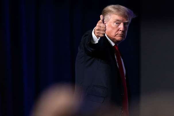 Trump, still barred from Twitter and Facebook, to launch social network in 'fight back' against Big Tech